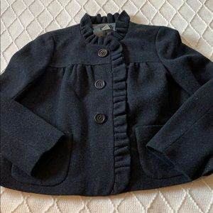 JCrew 100% Wool Jacket